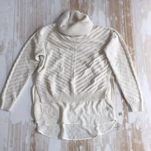 Comfy cowl neck sweater